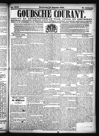 Goudsche Courant 1922-08-24