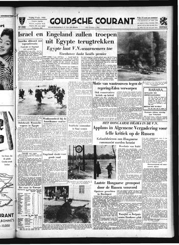 Goudsche Courant 1956-11-09