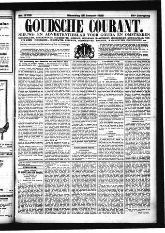 Goudsche Courant 1925-01-26