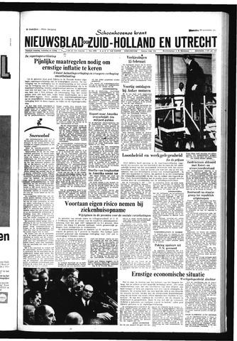 Schoonhovensche Courant 1966-11-30