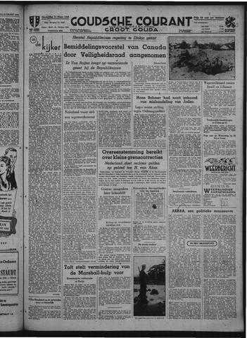 Goudsche Courant 1949-03-24