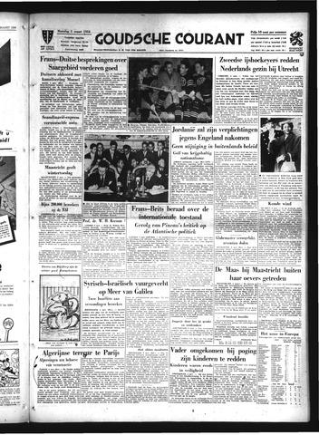 Goudsche Courant 1956-03-05