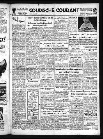Goudsche Courant 1952-03-13