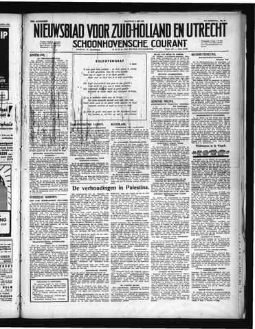 Schoonhovensche Courant 1948-05-03