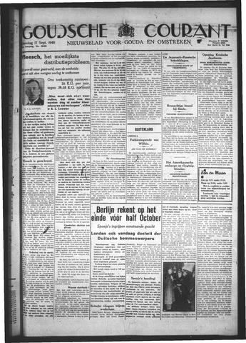 Goudsche Courant 1940-09-17