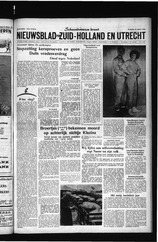 Schoonhovensche Courant 1961-10-18