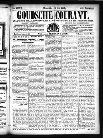 Goudsche Courant 1917-05-16