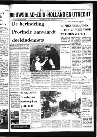 Schoonhovensche Courant 1975-06-25