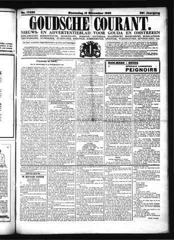 Goudsche Courant 1929-11-13