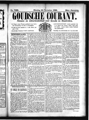 Goudsche Courant 1896-11-24