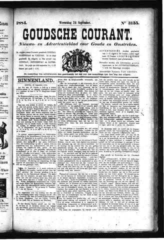 Goudsche Courant 1884-09-24