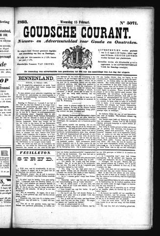 Goudsche Courant 1893-02-15