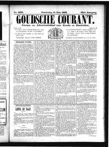 Goudsche Courant 1903-06-11