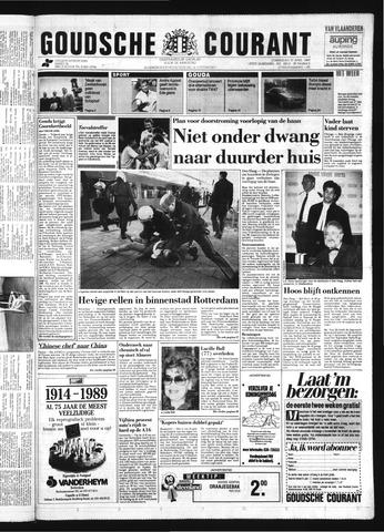 Goudsche Courant 1989-04-27