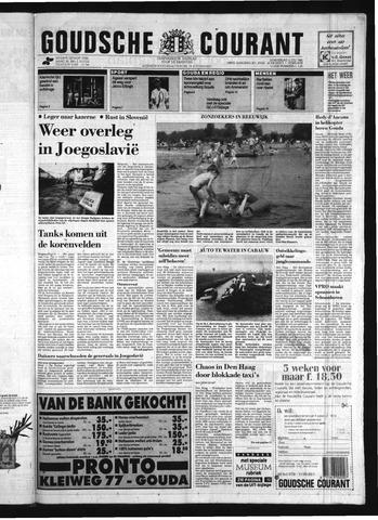 Goudsche Courant 1991-07-04
