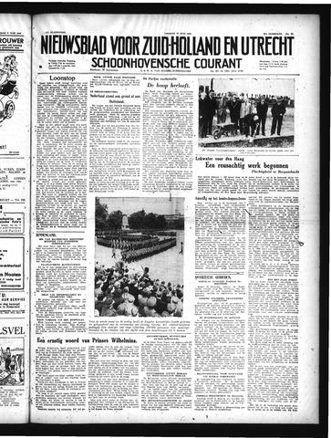 Schoonhovensche Courant 1949-06-10