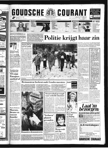 Goudsche Courant 1988-11-22