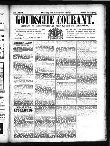 Goudsche Courant 1895-11-26