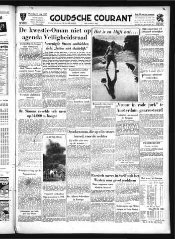 Goudsche Courant 1957-08-21