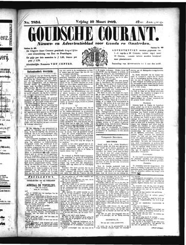 Goudsche Courant 1899-03-10