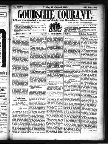 Goudsche Courant 1917-01-19