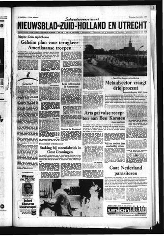 Schoonhovensche Courant 1969-11-05