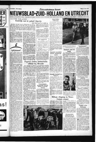 Schoonhovensche Courant 1962-06-29