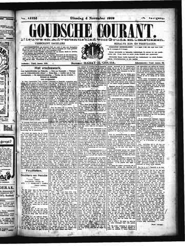 Goudsche Courant 1919-11-04