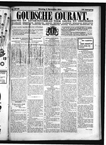 Goudsche Courant 1934-11-06