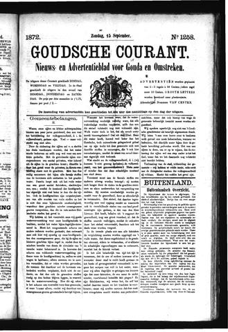 Goudsche Courant 1872-09-15