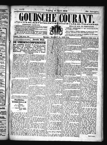 Goudsche Courant 1919-04-11
