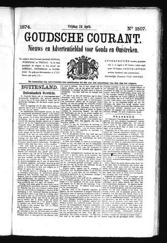 Goudsche Courant 1874-04-24