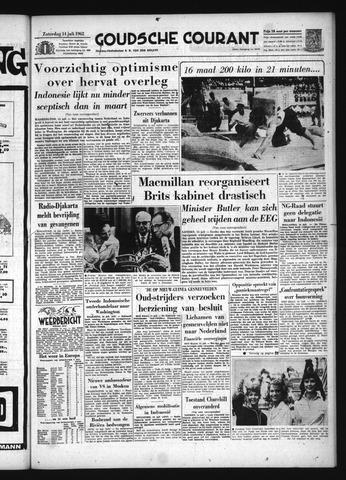 Goudsche Courant 1962-07-14