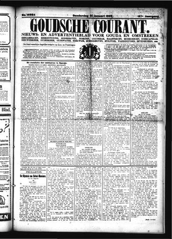 Goudsche Courant 1929-01-31