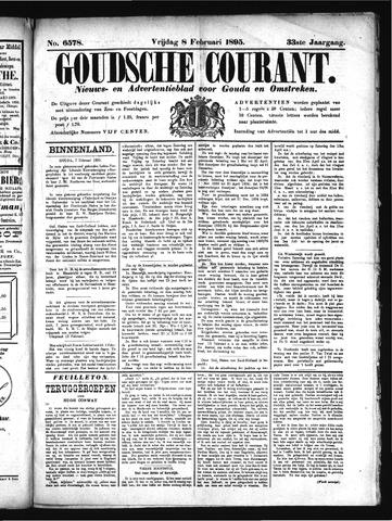 Goudsche Courant 1895-02-08