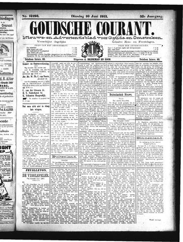 Goudsche Courant 1913-06-10
