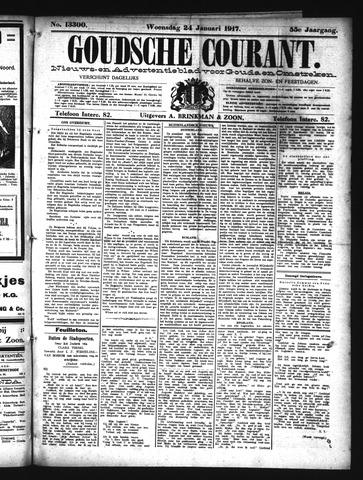 Goudsche Courant 1917-01-24