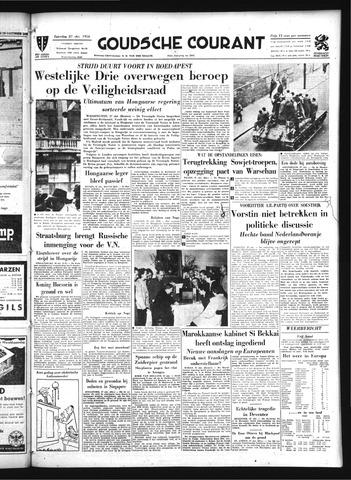 Goudsche Courant 1956-10-27