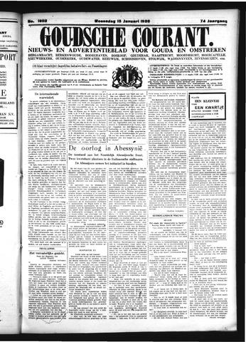 Goudsche Courant 1936-01-15