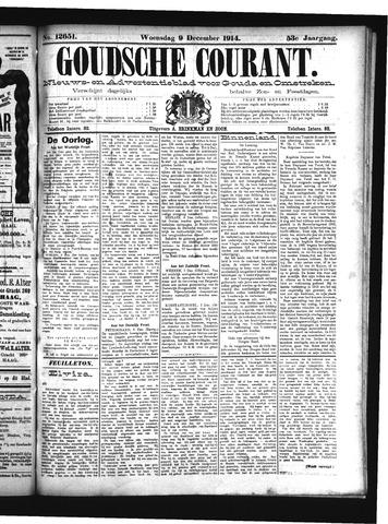 Goudsche Courant 1914-12-09