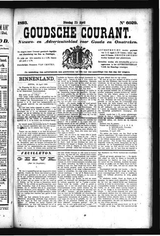 Goudsche Courant 1893-04-25