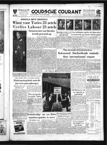 Goudsche Courant 1959-10-10