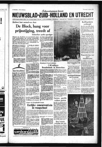 Schoonhovensche Courant 1970-01-07