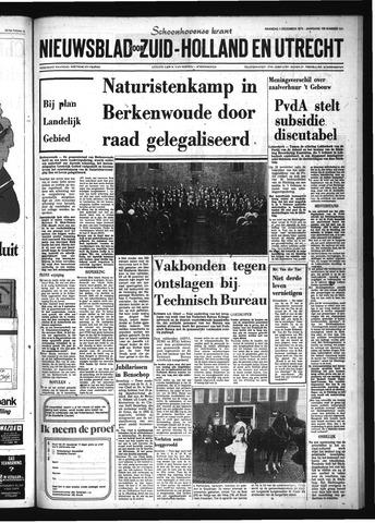 Schoonhovensche Courant 1975-12-01