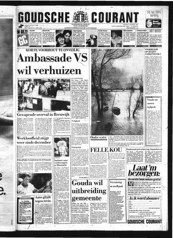 Goudsche Courant 1987-01-09