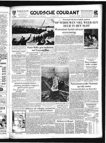 Goudsche Courant 1953-07-29