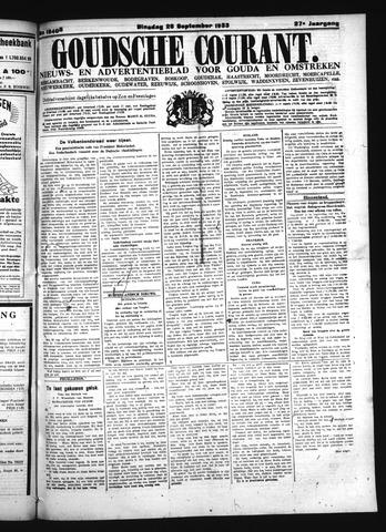 Goudsche Courant 1933-09-26