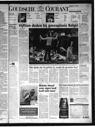 Goudsche Courant 2004-07-31