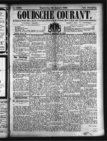 Goudsche Courant 1916-01-20