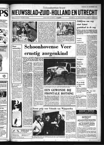 Schoonhovensche Courant 1975-12-30